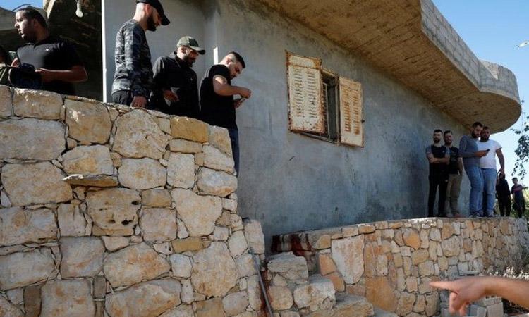 ইসরায়েলি সেনাদের গুলিতে শিশুসহ পাঁচ ফিলিস্তিনি নিহত