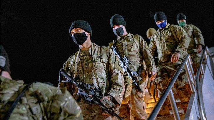 NATO is sending another 3,500 troops to Iraq