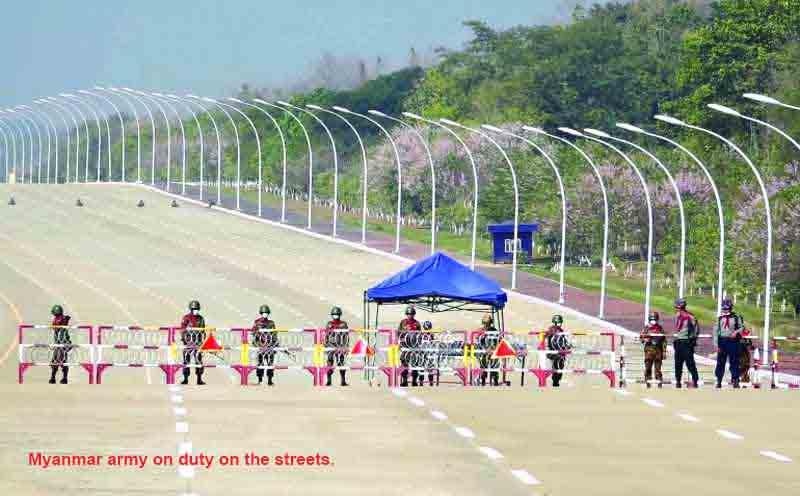 Myanmar coup and Bangladesh perspective