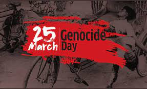 Genocide: As it was in March 1971