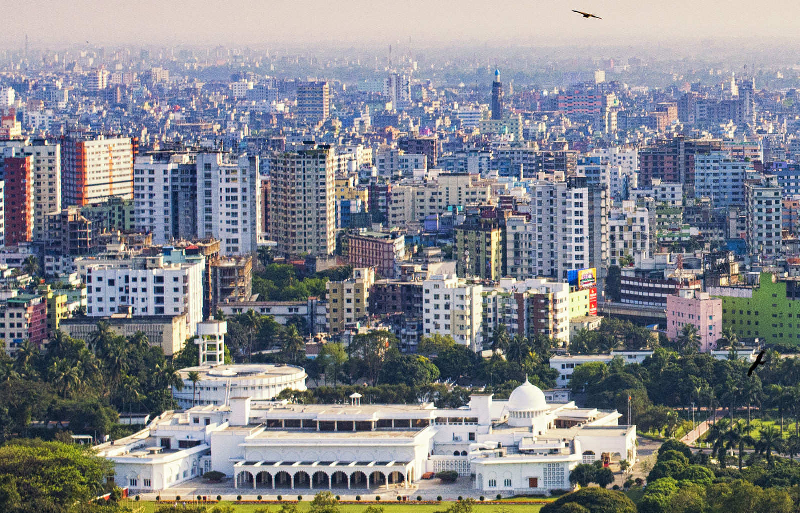 Bangladesh is on the Way to be a Developed Nation