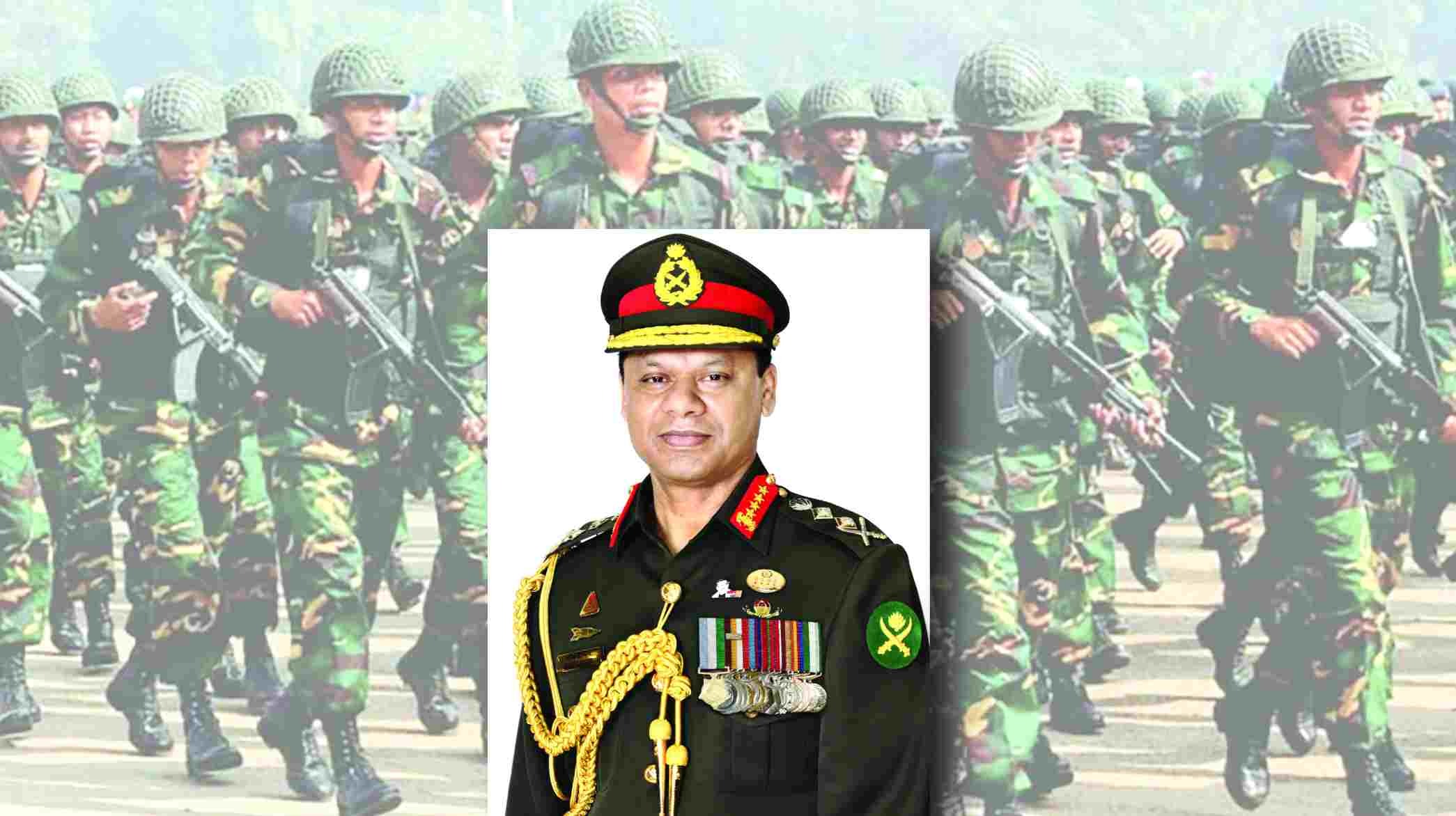Bangladesh Army: Marching into the future'